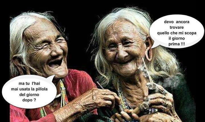 Preferenza Barzellette.net Foto: Dialogo tra donne anziane sulla pillola ZR27