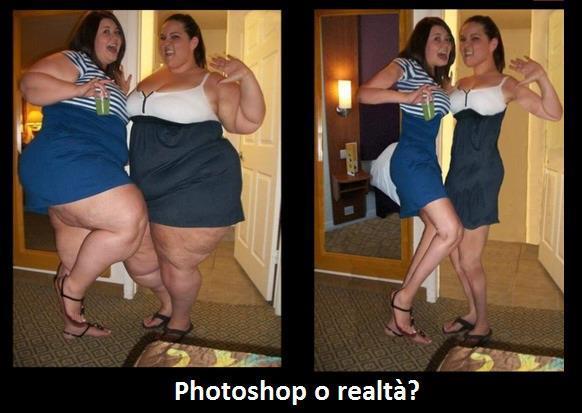 Favoloso Barzellette.net Foto: Foto di donne ritoccate con photoshop..prima  WJ74