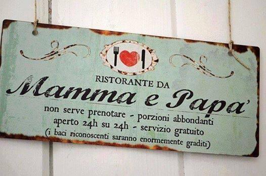 Frasi Sulla Mamma E Papa.Barzellette Net Foto Ristorante Da Mamma E Papa E Il Migliore Di