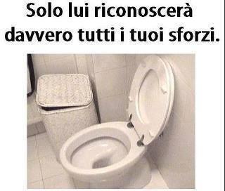 Barzellette.net Foto: Wc aperto nel bagno...