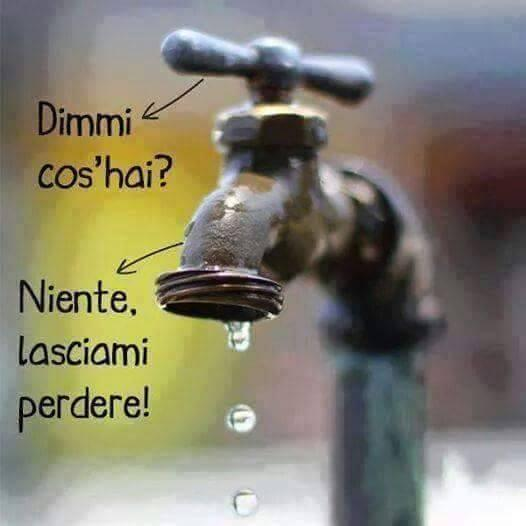 Barzellette.net Foto: Rubinetto che perde acqua...