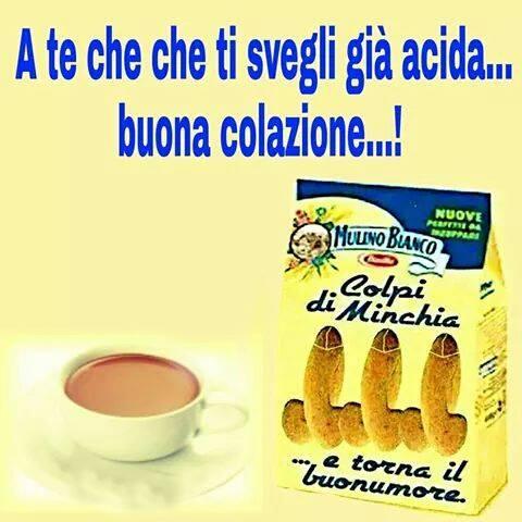 Foto biscotti del mulino bianco a forma for Buongiorno divertente sms