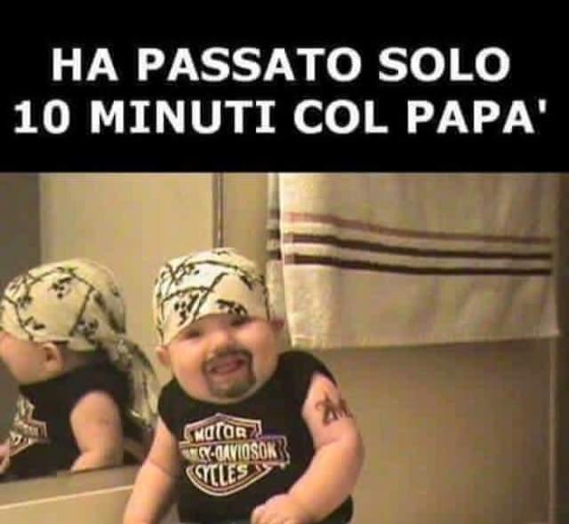 Barzellettenet Foto Bambino Truccato Da Pirata Dopo Essere