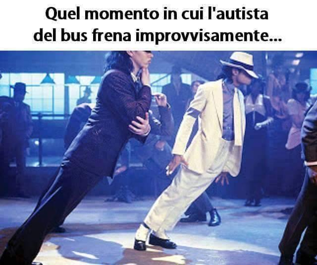 Michael Jackson durante un suo video