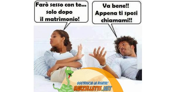 Foto uomo e donna a letto mentre discutono - Far impazzire uomo a letto ...
