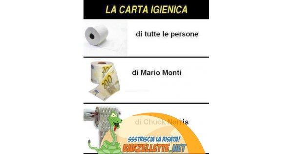 Foto diversi tipi di carta igienica e quella di chuck - Diversi tipi di carta ...