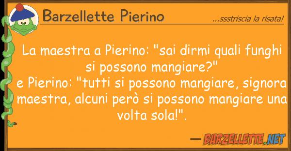 "Barzellette Pierino maestra pierino: ""sai dirmi quali f"