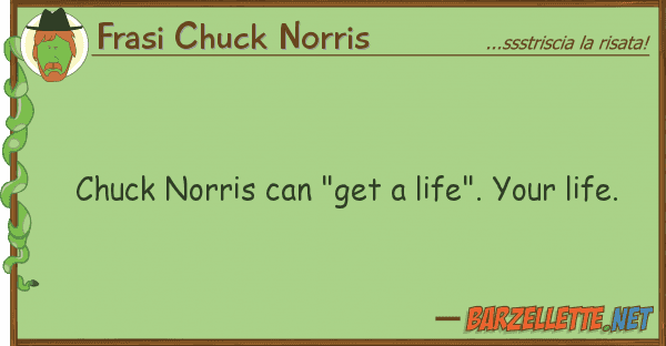 The Satire Life of Chuck Norris