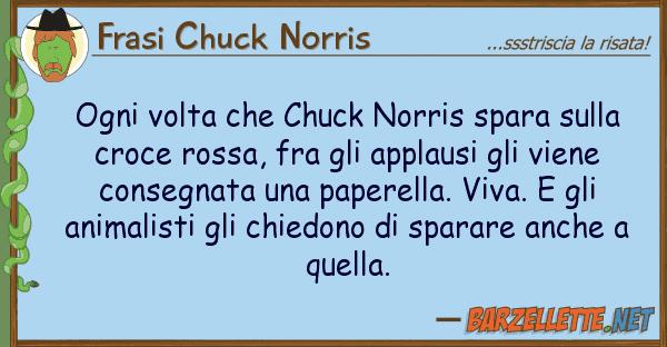 Frasi Chuck Norris ogni volta chuck norris spara