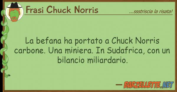 Frasi Chuck Norris befana ha portato chuck norris carb