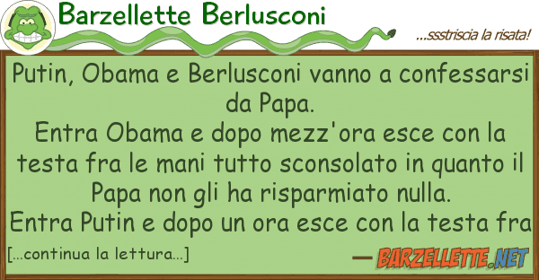 Barzellette Su Berlusconi Nicola Costanzo My Blogs