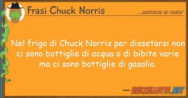Frasi Chuck Norris frigo chuck norris dissetarsi