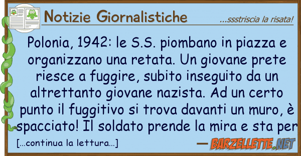 Notizie Giornalistiche polonia, 1942: s.s. piombano piazz