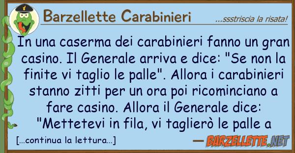 Barzellette Carabinieri caserma carabinieri fanno