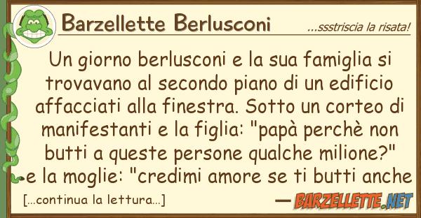 Barzellette Berlusconi giorno berlusconi famiglia s