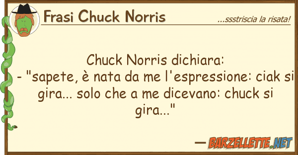 barzelletta chuck norris dichiara sapete nata da. Black Bedroom Furniture Sets. Home Design Ideas